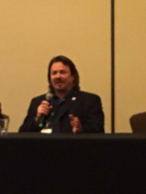 Dale DiGennaro on CAMP Top Producer panel Jan 2016