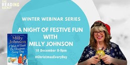 A Night of Festive Fun with Milly Johnson