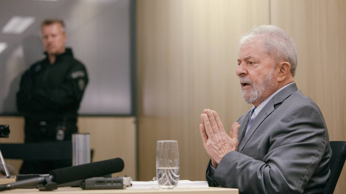 "Lula da Silva: ""Una panda de locos gobierna Brasil"""
