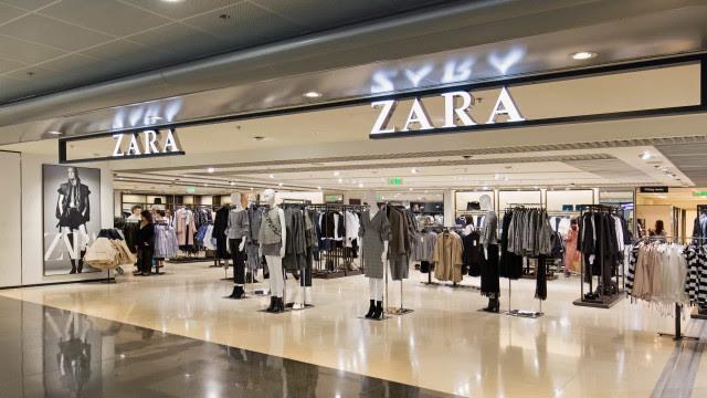 Zara fechará lojas menores no Brasil e focará em vendas online