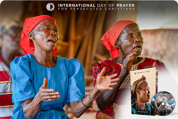 International Day of Prayer for persecuted Christians