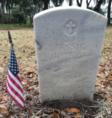 Jesse Butler headstone