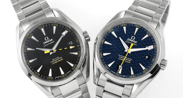 Omega Aqua Terra Watches