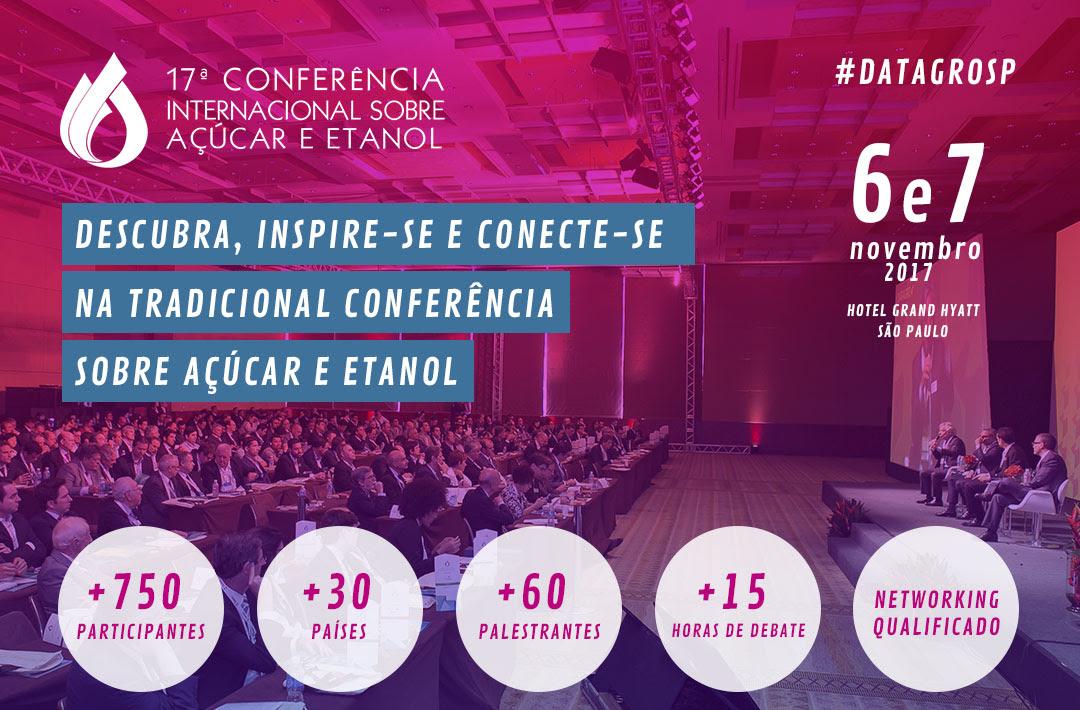 17ª Conferência Internacional sobre Açúcar e Etanol