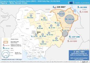 immigrazione Nigeria Boko Haram Crisis