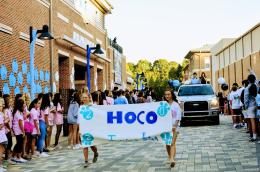 Homecoming Week: Student Parade & Activities