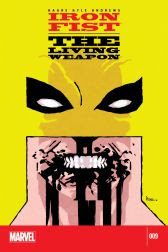 Iron Fist: The Living Weapon #9