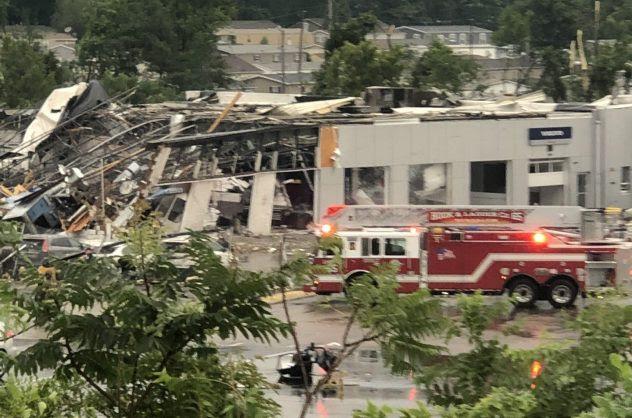 Wisconsin storms bring 3 tornados; 1 man dies in crash