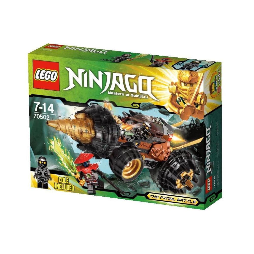 LEGO Ninjago A Perfuradora da Terra - Lego