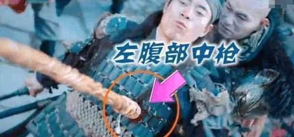 Sự thật những cảnh đâm chém đáng sợ trong phim Hoa ngữ - Ảnh 2.