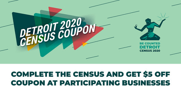 Census $5 Off Coupon