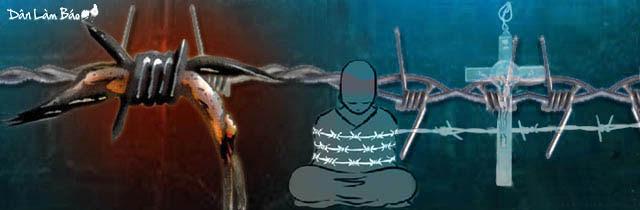 Image result for vc đàn áp tôn giáo