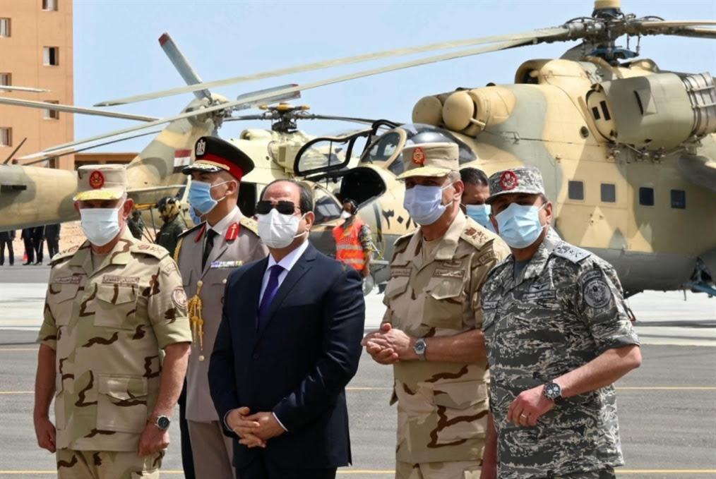 مصر تندفع إلى التورط في الحرب الليبية