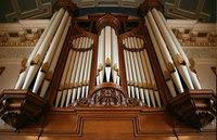 Moot Hall Organ