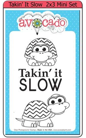 Takin It Slow new