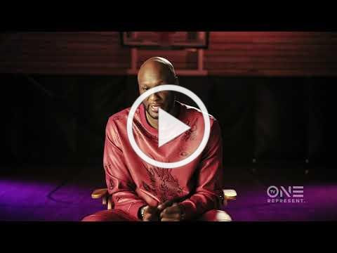 Falling For Khloe Kardashian While Dating Taraji P. Henson | Uncensored: Lamar Odom