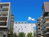 Un quartier de logements neufs