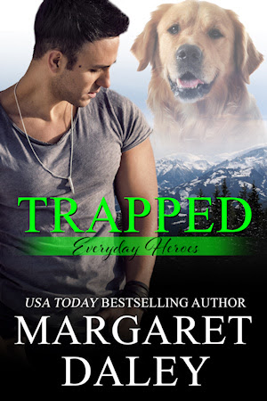 [cover: Trapped]