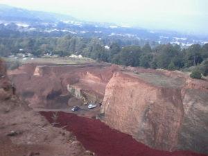 Devastacion en Santiago Tilapa