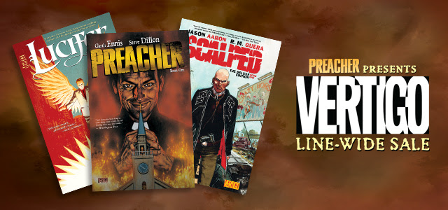 VERTIGO Preacher Digital Sale