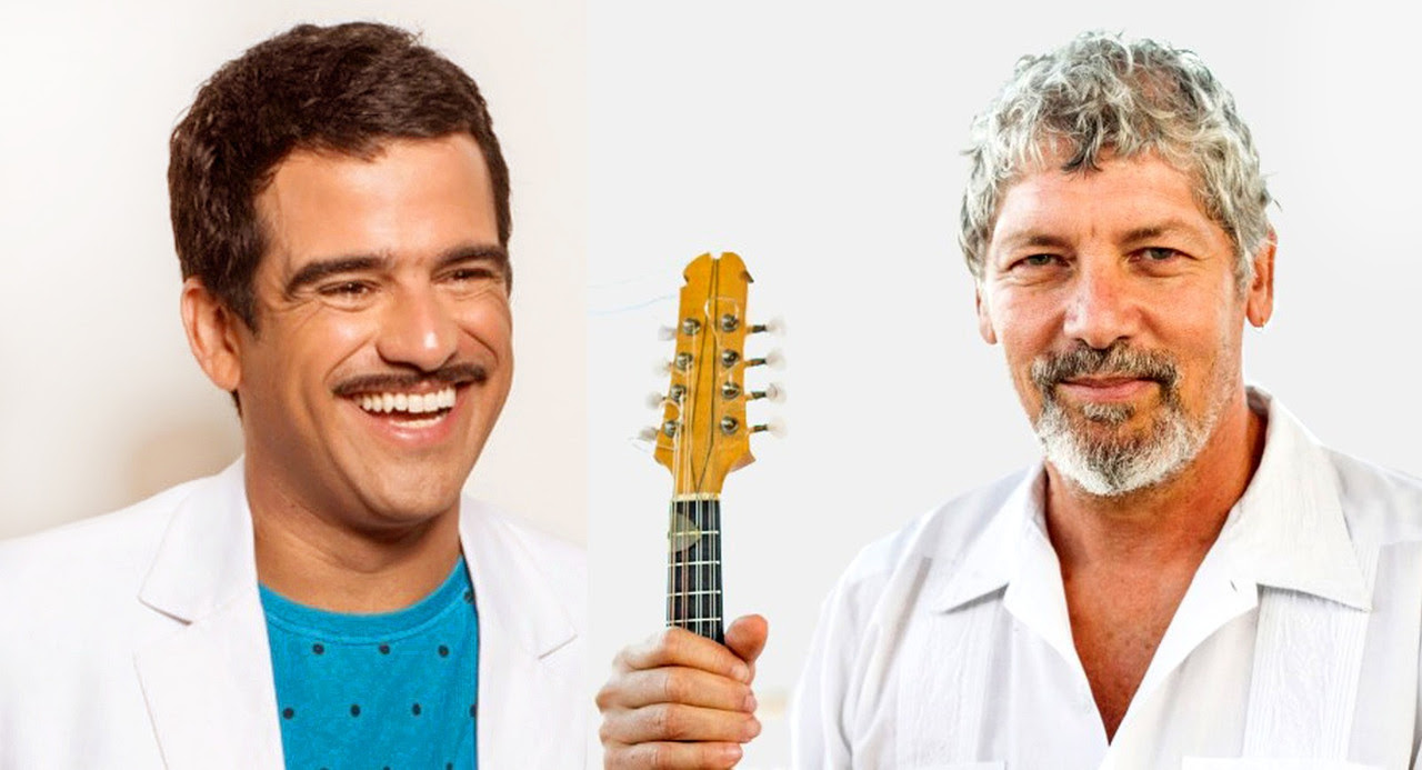 Pedro Miranda e Pedro Amorim no Bossa Criativa
