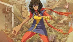 Disney's Ms. Marvel series will feature a Muslim superhero