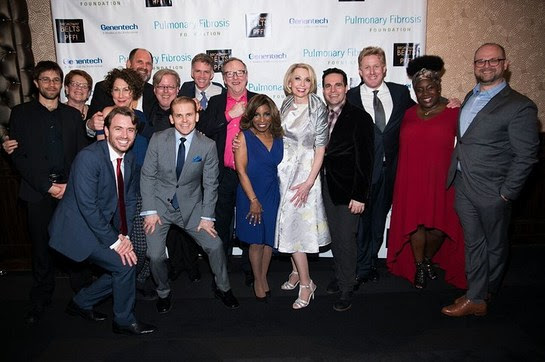 Broadway stars belted their favorite hits during 7th annual Broadway Belts for PFF! fundraiser