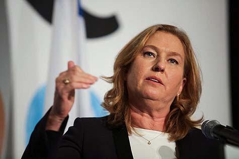 MK Tzipi Livni