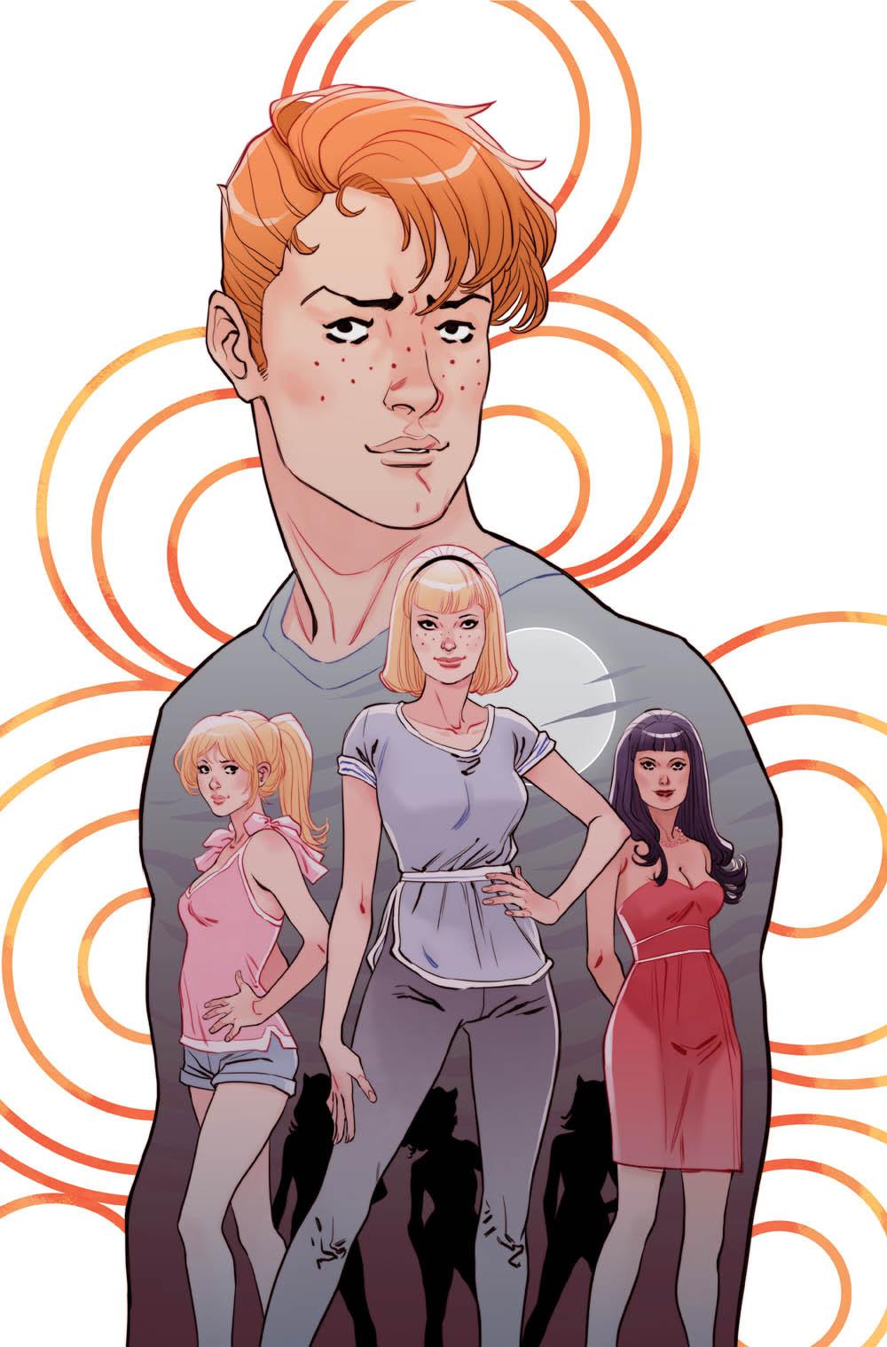 Archie #700: CVR A Sauvage