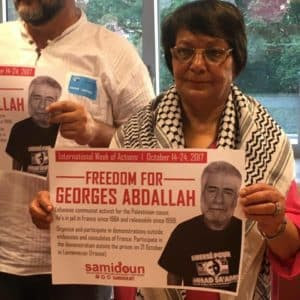 Leila Khaled speaks: Palestinian women and Palestinian resistance will not be suppressed!