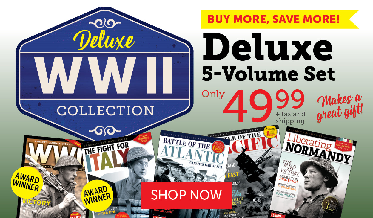 World War II Collection Deluxe 5-Volume Set