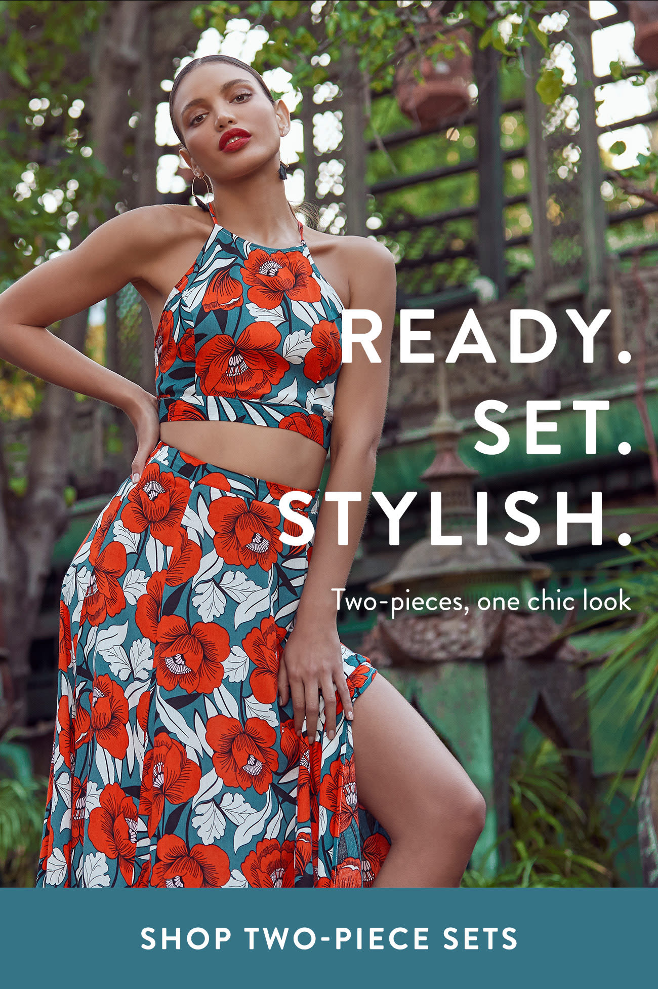 Ready Set Stylish - Shop Two-Piece Sets