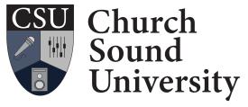 Church Sound University
