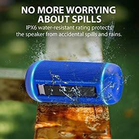 IPX6 Water Resistance Bluetooth Speaker