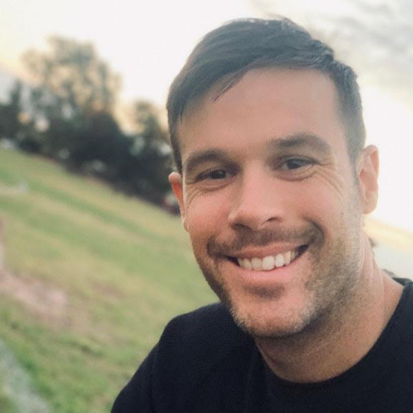 Smiling photo portrait of Ben Callegari