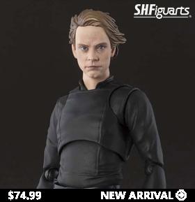 Star Wars S.H.Figuarts Luke Skywalker (Return of the Jedi) 2nd Production Run