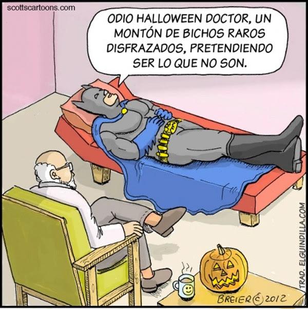 Odio Halloween, Doctor