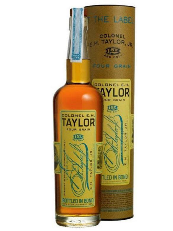 EH Taylor Four Grain Bourbon