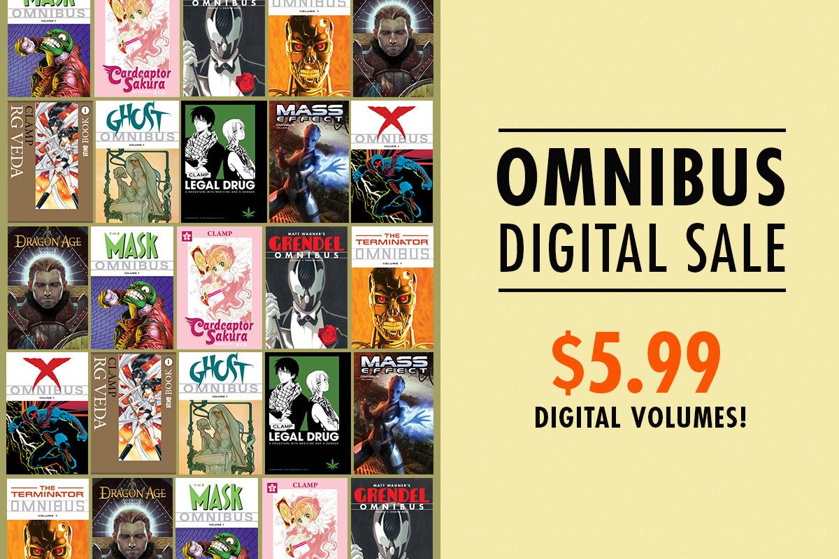 Omnibus Digital Sale