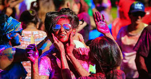 Image result for Hosting Holi party