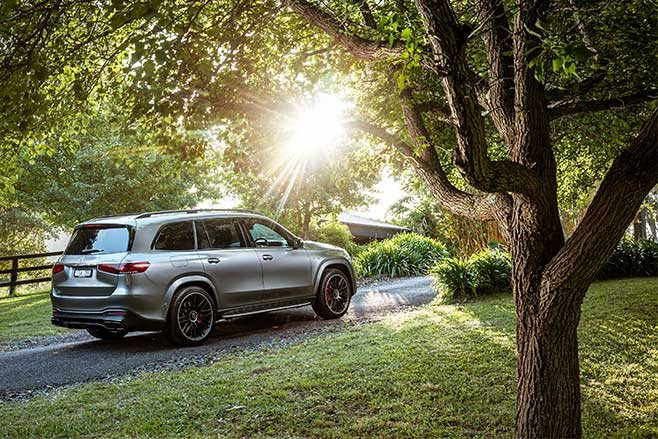 List price for the Mercedes-AMG GLS 63 is $255,700.