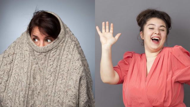 Descubra os signos mais introvertidos e extrovertidos