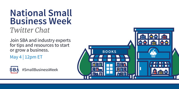 National Small Business Week Twitter Chat