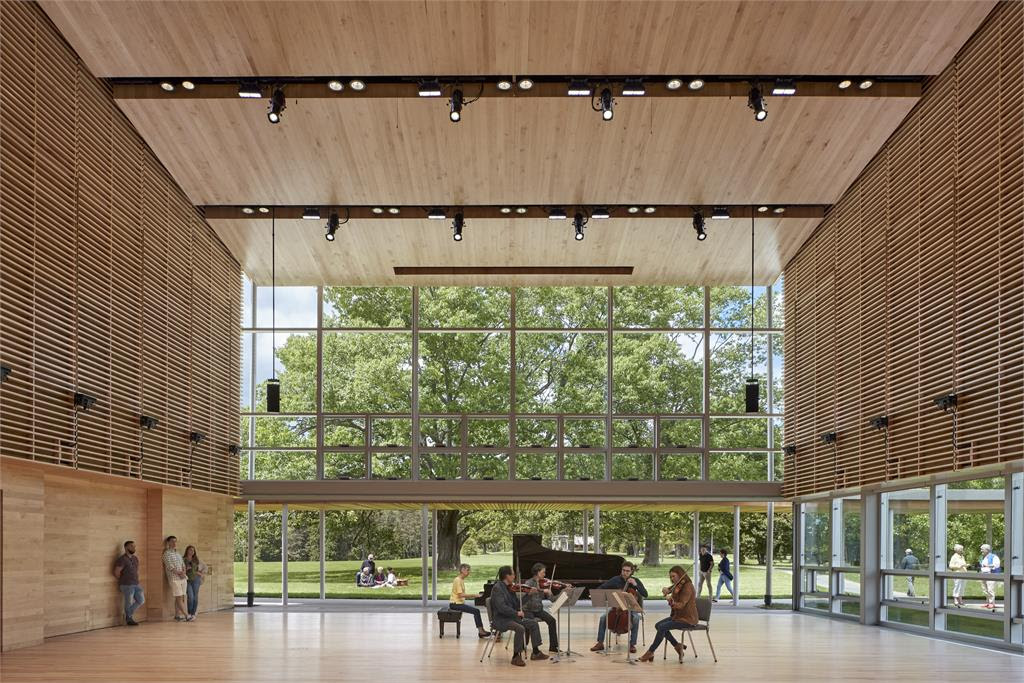 [Linde Center for Music and Learning]
