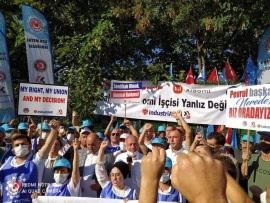 Профсоюз защитил права рабочих турецкой компании, выпускающей смартфоны