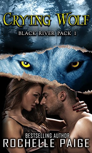 Cover for 'Crying Wolf (Black River Pack Book 1)'