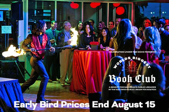 Early bird pricing ends 8/15