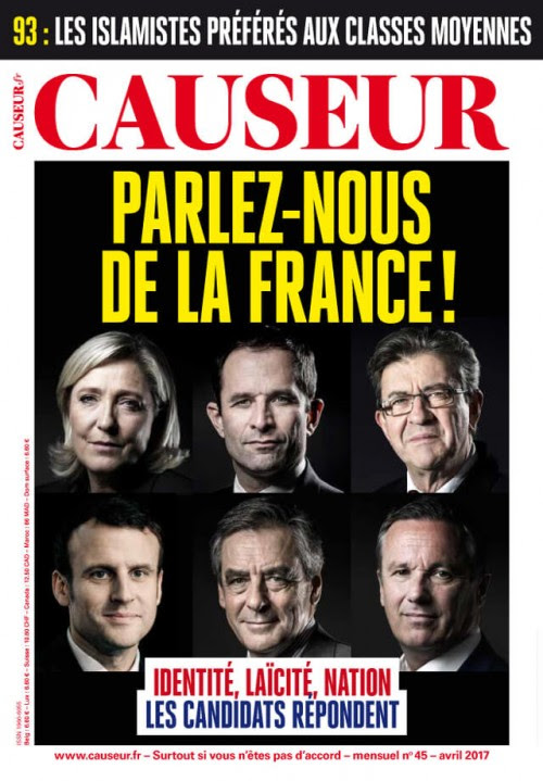 Causeur France