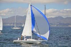 J/80 sailing Banderas Bay, Mexico