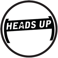 Heads Up logo